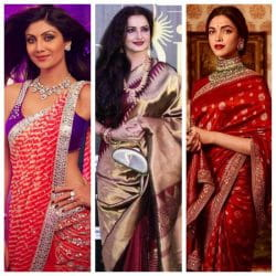 How To Wear Traditional Saree