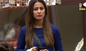 Hina Khan, numbers of votes, lost