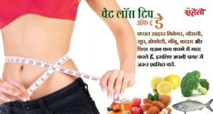 Diet Plan For Healthy Weight Loss