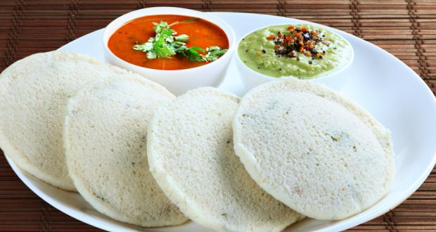 Rice Idli, South Indian Zayka