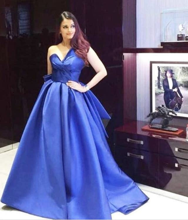 Aishwarya Rai, Blue, the Internet's Mind With Her Gown