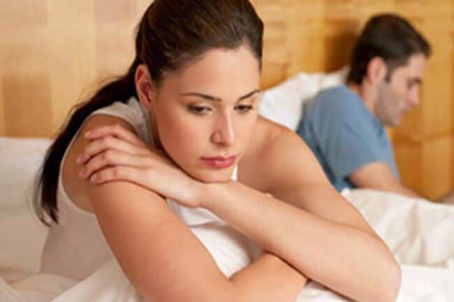 Uncomfortable With Husband's Sexual Request