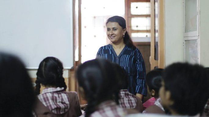 Exclusive Interview, Bharti Trivedi