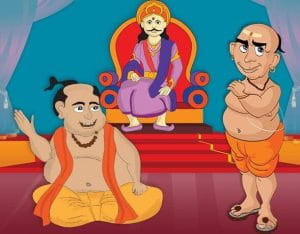 Tenali Rama Story, The Lost Ring