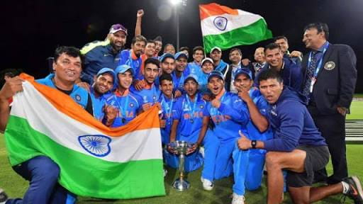 India lifted their fourth Under-19 World Cup title