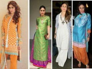 Salwar-Kameez, Patiala Salwar, Palazzo, designs