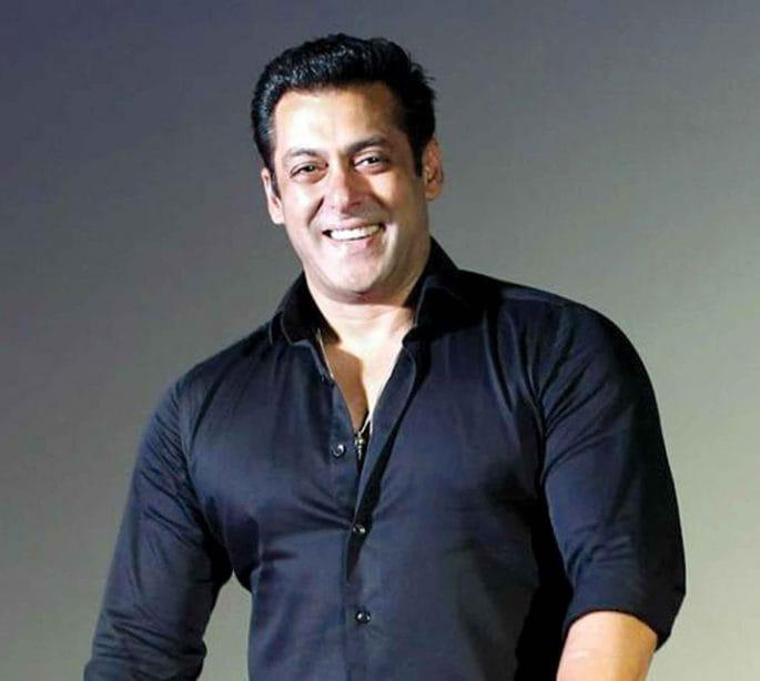 new girl enter in Salman Khan's life