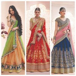 Latest Fashion Trends, Indian Brides