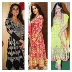 Sara Ali Khan Desi Look