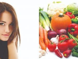 ख़ूबसूरती, ब्यूटी फूड, Beauty Foods, For Glowing Skin And Hair