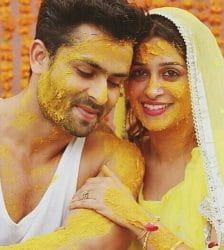 Haldi ceremony pics of Deepika and Shoaib