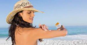 How to Make herbal Homemade Sunscreen