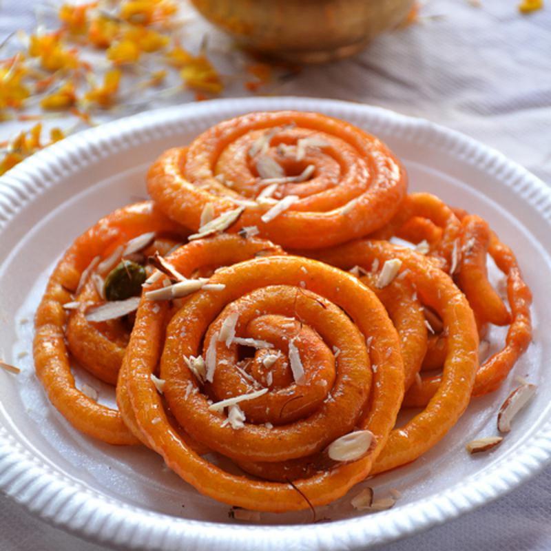Crunchy Jalebi, Popular Sweet Treat