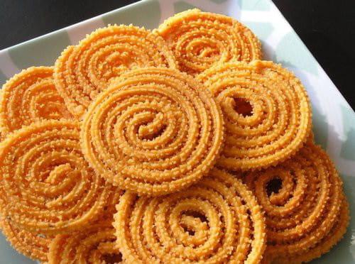 Crunchy Snacks, Moong Dal Chakli