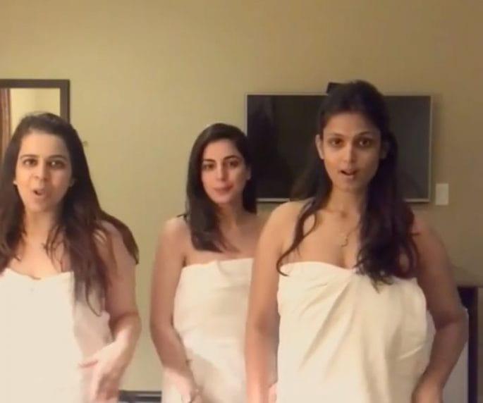 Kundali Bhagya, actress, Shraddha Arya's towel dance