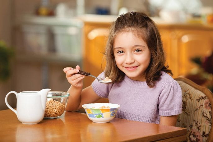 Healthy Diet Chart For Kids During Exams