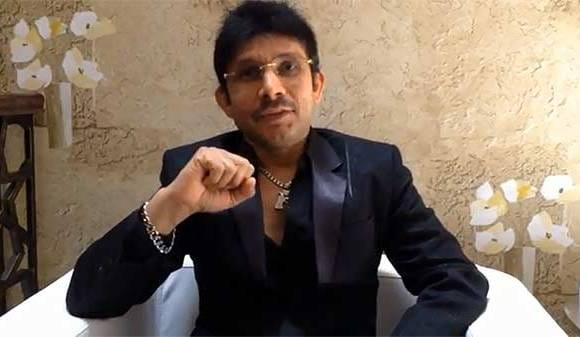 Kamaal R Khan, Stomach Cancer, Alive For 1-2 Years