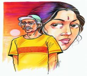 Short Story, Bojh Na Bane Budhapa, hindi shorts story
