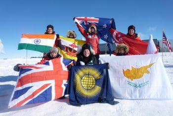 Reena Dharmshaktu, First Indian Woman, Antarctica South pole