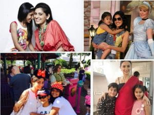 Celebrity Mom Share Diet Tips To Kids