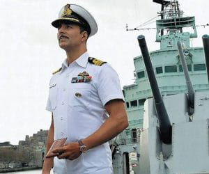 Akshay Kumar, Auctioning naval uniform, Bollywood movie rustom