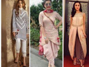 New Patterns of Salwar-Suit