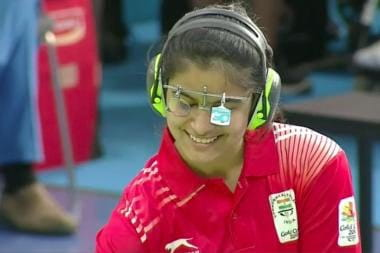 CWG 2018, Women Power, Manu Bhaker Shoots Gold, Heena Sidhu Silver
