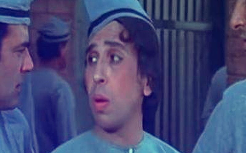 Sholay, Actor, Raj Kishore, Dies, death, dead