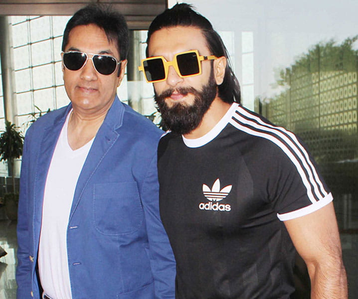 Father, Jagjit Singh Bhavnani, not happy with Ranveer singh's income