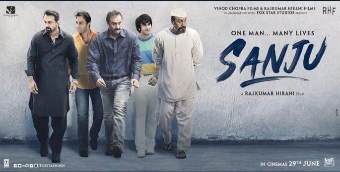 Teaser, Sanjay Dutt, Biopic, Film Sanju
