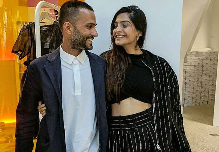 Marriage, Sonam Kapoor, Anand Ahuja, Shift to London