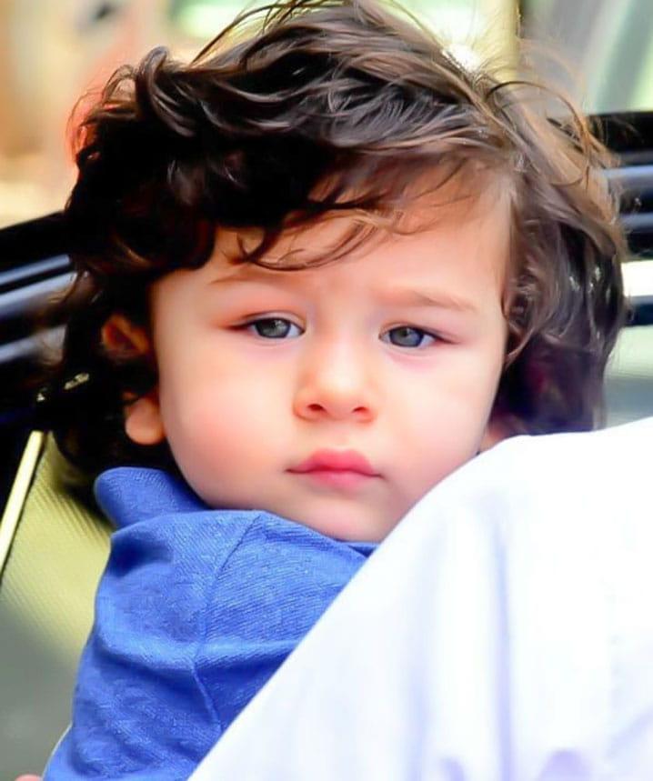Adorable pics, Taimur Ali Khan, Playschool