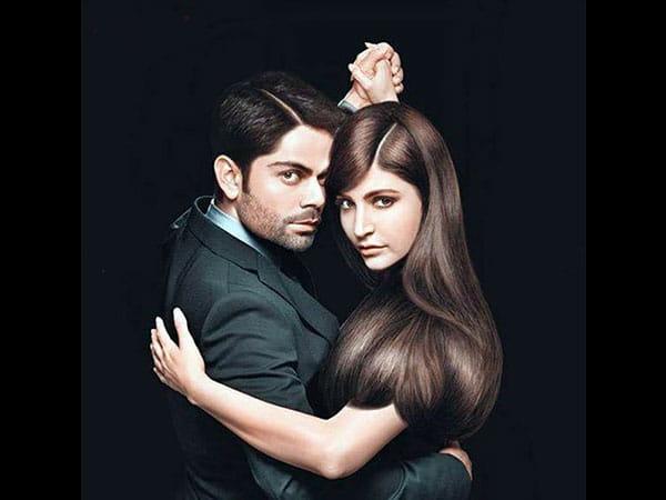Anushka Sharma, virat kohli, love story