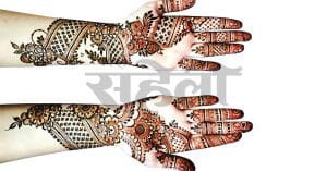 Dubai Mehndi Designs Hands