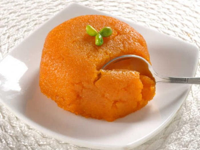 Sweet Treat, Mango Halwa