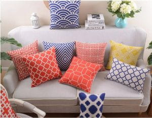 Home decoration, Attractive Cushions
