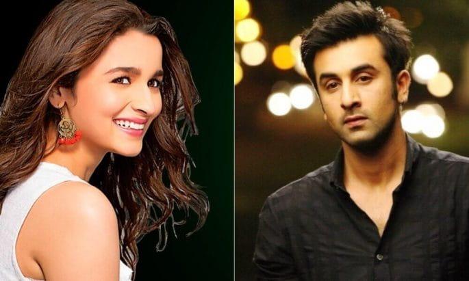 Alia Bhatt, Blushes, relationship, Ranbir Kapoor