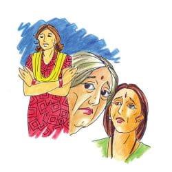 Anchahi, hindi kahani, hindi short story