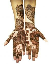 Smart Tricks To Apply Mehendi