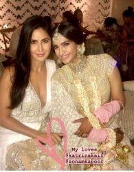 Sonam Kapoor, Latest Pictures, Mehendi Ceremony