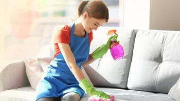 Easy Furniture Cleaning Solution