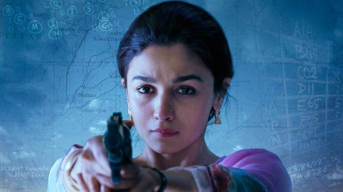 Film Review, Alia Bhatt, Raazi movie