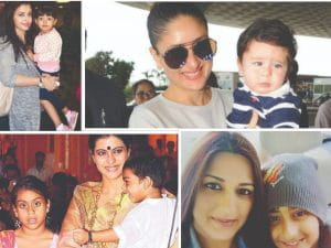 Bollywood Actress, Most Stylish Mom