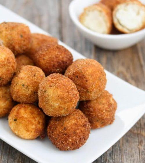 Leftover Zayka: Rice-Paneer Balls