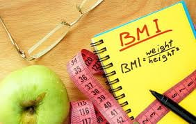 BMI, body mass index