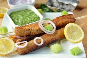 Non Veg Appetizer, Kakori Kebab recipe
