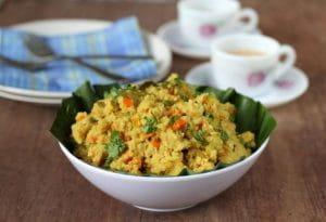 Quick Breakfast, Spicy Oats recipe