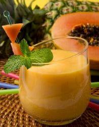 Papaya Passion, Summer Flavour