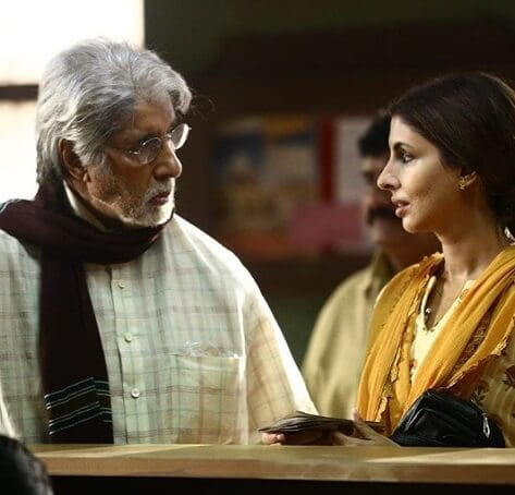 Shweta Bachchan Nanda, acting debut,Amitabh Bachchan