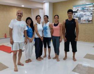 Yoga Guru Shammi Gupta